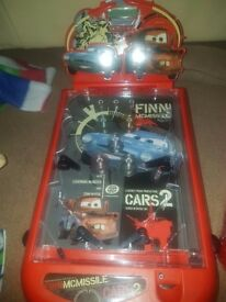 Cars 2 Siper pinball