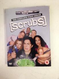 Scrubs Complete First Series seasons Boxset DVD American TV show Film