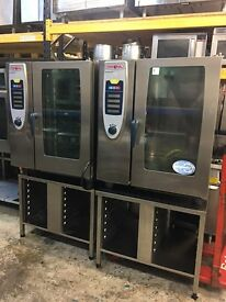 Rational SCC 10 Grid Care Control Oven