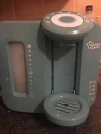 Perfect prep machine tommee tippee