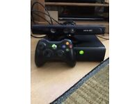 Xbox 360 Elite 250Gb with 21 Games, Kinect and 1 Controller