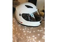 Tuzo motorbike helmet , V.Good condition £25 o.n.o
