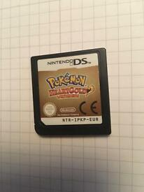 Pokemon HeartGold loose cart