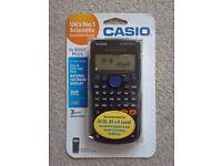 CASIO calculator new condition fx-83GT PLUS
