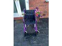 Days Escape Lite Transport Wheelchair