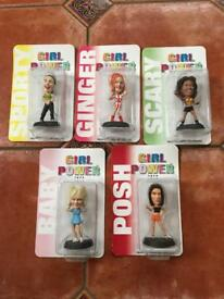 Spice Girls figures