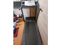 Treadmill foldable running machine