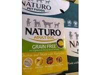 Pet shop clearance naturo chicken dog food