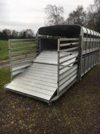 Ifor Williams cattle sheep body