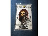 A bathing ape/ Bape Kyoto exclusive t-shirt (size small)