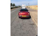Renault Megane 1.9 dci convertible hardtop