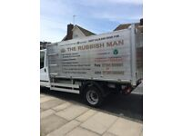Waste Clearances. Rubbish Removal. Highly recommended!!