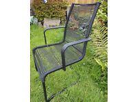 Ikea Vasman chair suitable for teenage boy's bedroom, conservatory, porch or garden