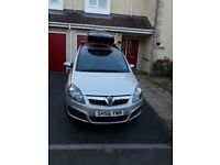 Zafira - great condition available in august6