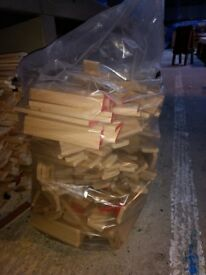 Wood off cuts £5 per bag