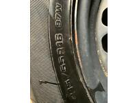 E60 BMW 5 series spare wheel. Brand new.