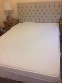 King memory foam mattress
