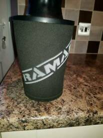 "Ramair 3"" air induction filter"