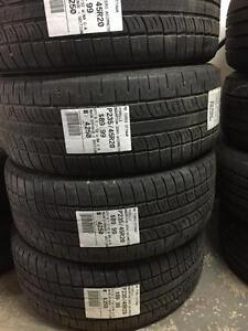 235/45/20 Pirelli Scorpion Zero all weather tires