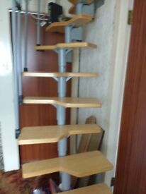 Loft Stairs-Space Saving-£300-Pick Up Only