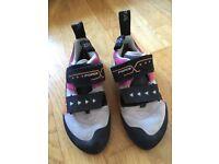 Scarpa Womens Force X Climbing Shoe - UK 3, US 5, EU 35.5