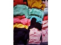 Bag of ladies tops approx 36 size 14