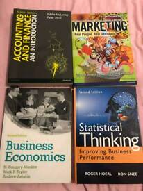 First year of Uni books available great condition