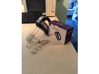 Hand Mixer For Sale Unopened Brand New £10