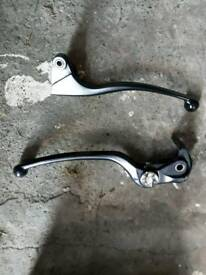 Ninja zx6r c1h stock levers