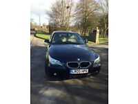 BMW 5 SERIES 2.5 Petrol Manual full cream leather interior. Great to drive...