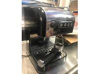 DUALIT ESPRESSO-AUTO COFFEE MACHINE AS NEW (RRP £249) QUICK SALE £80