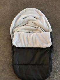 Universal car seat cosytoes