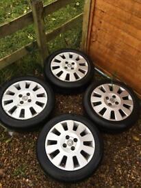 Vauxhall alloys alloy wheels