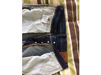 Lee Daren jeans blue W32 L34 excellent condition