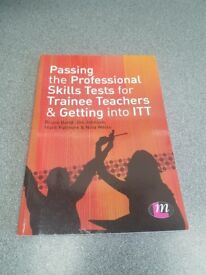 Passing the Professional Skills Tests for Trainee Teachers & Getting into ITT