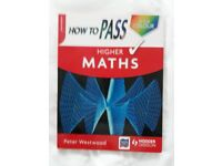 How to Pass Higher Maths (in full colour) paperback