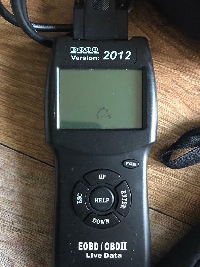 Universal car fault code reader obd2 OBD can diagnostic scanner tool  Vauxhall Renault Nissan etc | in Aspley, Nottinghamshire | Gumtree
