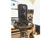Audio Technica 4050/CM5 Studio Condenser Microphone