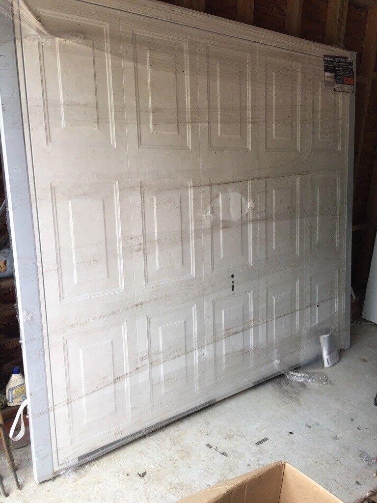 New Alaska Up And Over Garage Door In Sudbury Suffolk Gumtree