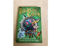 Dinosaur Cove - Charge of the three horned monster