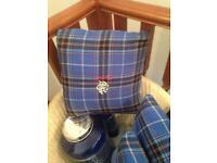Rangers cushion