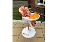 Cosatto 360 high chair for sale