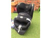 Cybex Sirona Platinium car seat Group 0+1 l0-18 kg (0-4 y)
