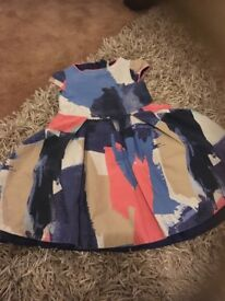 Girls dress from next age 5-6