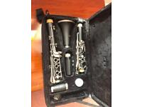 Lindo CLARINET, CARRY CASE + MUSIC STAND