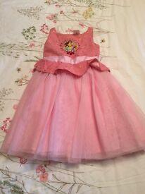Disney princess dress size 5-6