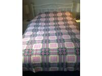 Welsh tapestry bedspread
