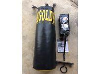 3ft Punch Bag & 14oz Gloves
