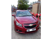 A Brillient and well looked after Chevrolet Cruze for sale