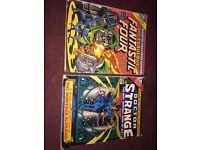 Original Marvel Treasury - Fantastic Four and Doctor Strange